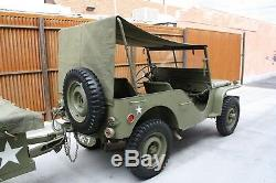 1941 Ford gp GPW