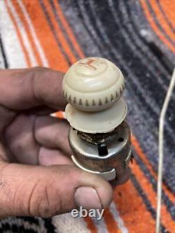 1942 1946 1947 1948 Ford Accessory Heater Switch Original Heat Hot Rat Rod Bomb