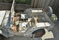 1942 Ford GPW Military