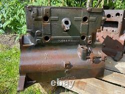 1943 Ford GPW Jeep Original WW2 Engine