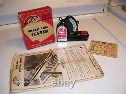 1950s Antique Automobile Trico Wiper arm tester nos Vintage Chevy Ford Jalopy VW