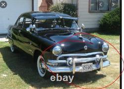 1951 Ford Accessory Bumper Guard Mopar rare fomoco 40's 50's 60's Car