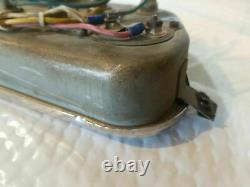 1953 1954 1955 Ford Pickup Dash Panel Original Speedometer Gauges Cluster