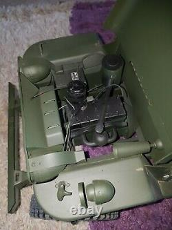 1/6 scale Willys MB Jeep Ford GPW 1945 Military Jeep