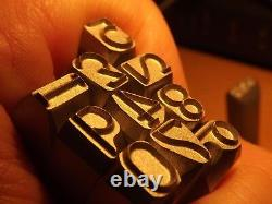 7 mm Stamp Punch set digital stamps Punch Ford-GPW-Jeep
