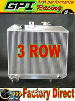 ALUMINUM RADIATOR 1941-1952 Ford GPW 1942 1943 1944 1945 1946 1947 1948 1950