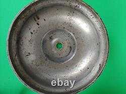 Antique Tu-tone Chimes Foot Bell Bermuda Gong Sutone Corp Accessory Rat Rod Hot
