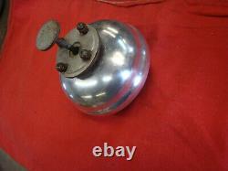 Antique Tu-tone Chimes Foot Bell Bermuda Gong Sutone FORD model T A B Rat ROD GM