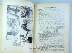 BETRIEBSHANDBUCH FÜR DEN JEEP, Zuerl um 1950 Willys Overland MB Ford GPW