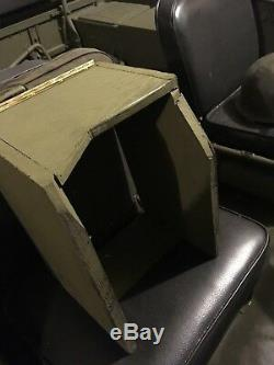 Center SEAT Console gpw mb willys jeep 1941-1945