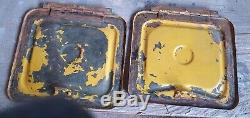 Coperchi Cassetti Jeep Ford Gpw Covers For Drawers Jeep Ford Gpw
