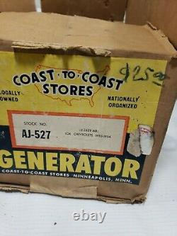 DELCO REMY 1100018 3A21 1953 1954 CORVETTE ORIGINAL GENERATOR trucks GMC