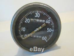 Ford GPW Jeep CJ2A CJ3A CJ3B M38 Willys MB Speedo Speedometer Motometer