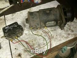 Ford GPW Jeep CJ2A CJ3A M38 Willys MB CJ5 M38A1 Auto-Lite Generator 12 Volt Reg
