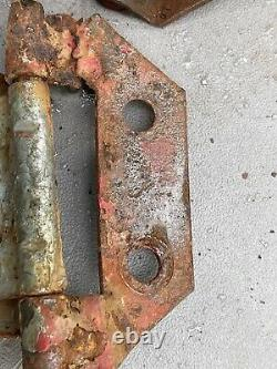 Ford GPW Jeep Original Pair of Headlights and Brackets