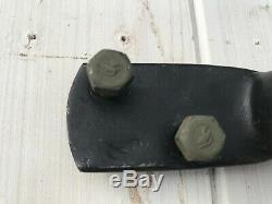 Ford GPW Jeep Original WW2 F Marked Side Handles (Pair)