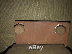 Ford GPW Jeep Radio Filter Box 1942-43 period Original WW2