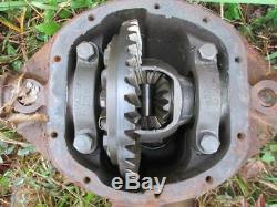Ford GPW Jeep Rear End Ring & Pinion Gears F Script Parts