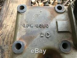 Ford GPW Jeep WW2 Issued Original Cylinder Head