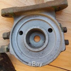 Ford GPW Willys MB Fuel filter Top f Marked Original WWll Jeep