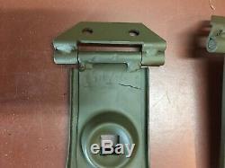 Ford GPW Willys MB WW2 Jeep Military Original Headlight Buckets