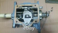 Ford GPW jeep Gear Box assy. Nicely restored. Also for Willys MB jeep. Grab it