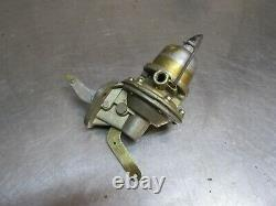 Fuel Pump with Priming Handle NOS Fits Willys MB Ford GPW jeep (Z31)