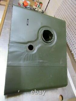Fuel Tank large mouth NOS 100% original Fits Willys MB Ford GPW jeep (Jepco)