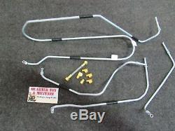 Full Fuel Line Kit Standard US MADE! Fits Willys MB Ford GPW jeep
