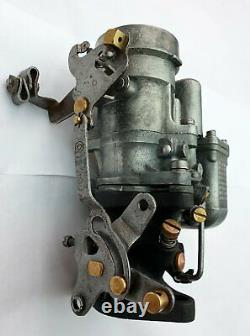 Fully Restored Original WW2 WO Carter Carburettor Willys jeep MB GPW FORD WWII