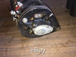 G630 Studebaker US6 Ford GPW Willys MB Jeep Autolite GEG-5102C 6V 40A Generator