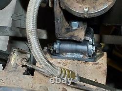 HD Motor Mounts, 1941-1971 Jeep Willys MB, CJ2A, CJ3A, CJ3B, CJ5 and Ford GPW