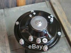 Horn Sparton 6 volt unit Correct Fits Willys MB Ford GPW WWII jeep