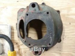Jeep Bell Housing Clutch cover Willys 639655 MB Ford GPW