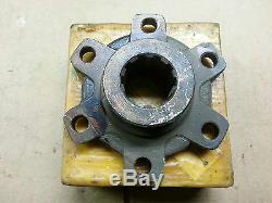 Jeep Ford GPW GPA Front Axle Drive Flange set (2) in Original Ford Box NOS G503