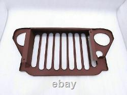 Jeep Mb Ford Gpw 41-45 Front Grill