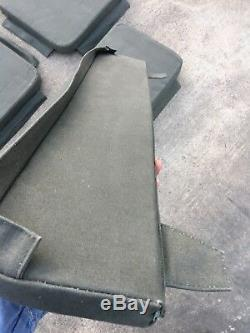 Jeep Willys Ford MB GPW Complete Seat Cushion Set G-503