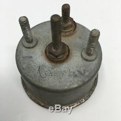 Jeep Willys MB Ford GPW WW2 G503 Original Stewart Warner Fuel Gauge Instrument