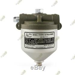Jeep Willys MB Ford Gpw Fuel Filter Assy Military Cckw Gmc M8 G503