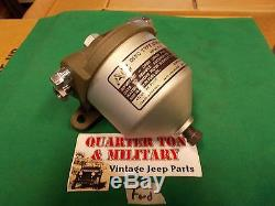 Jeep Willys MB GPW Fuel Filter FORD GPW style Museum quality Reproduction G503