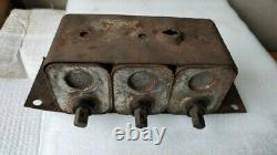 Jeep Willys Mb Ford Gpw G503 Original WW2 Issued Jeep radio filterette