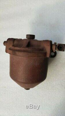 Jeep Willys Mb Ford Gpw ww2 G503 F Marked Fuel Filter Assembly