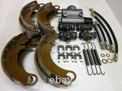 MB GPW Willys Ford WWII Jeep G503 Early CJ2A Master Brake Kit