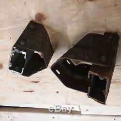 Motor Mount Ford GPW Willys MB WWII Jeep Frame