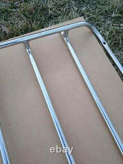 NEW C3 Corvette Stainless Steel Luggage Rack Carrier Unit Trunk Rack