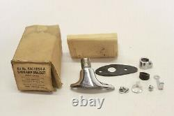NOS 1952 Lincoln Convertible & Hard Top Spotlight Bracket Kit FAC-18154-A RH
