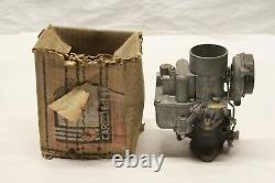 NOS Carter WA-1 1BBL Carburetor 1939 Pontiac Straight 8 Cylinder Engine 432s