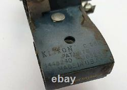 NOS WW2 jeep Push Pull Light Switch Headlight Ford GPW Willys MB