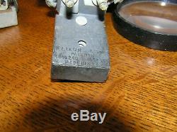 NOS WWII Jeep Willys Ford GPW MB rotary light switch truck tank