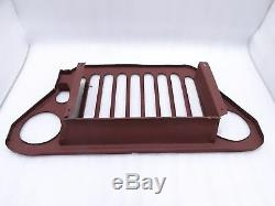 New Brand Jeep MB Ford Gpw 41-45 Front Grill Steel @ak
